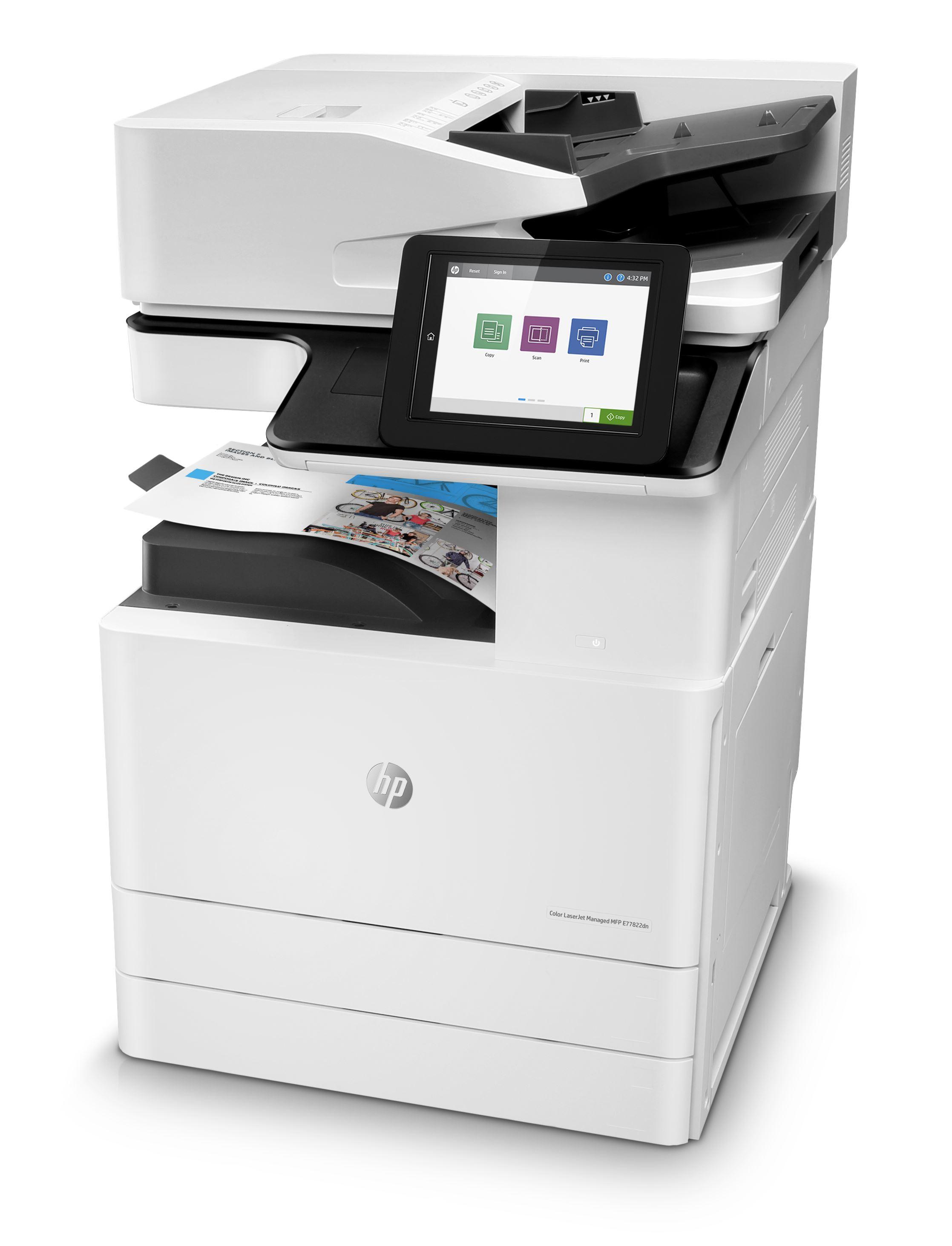 HP Color A3 MFP E77428
